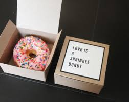 Personalized Donut Boxes Donut Favor Etsy