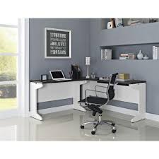 White L Shaped Desks Altra Furniture Pursuit White Desk 9846296 The Home Depot