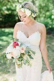 Garden Wedding Ideas by Rustic Romantic Eucalyptus Themed Garden Wedding Ryann Lindsey