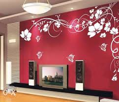 Texture Wall Paints Pueblosinfronterasus - Interior wall painting designs