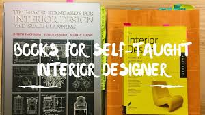 what book you should buy for self taught interior designer