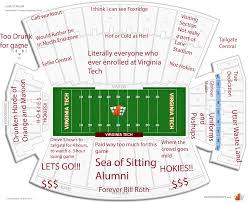 gillette stadium floor plan vt football stadium seating chart brokeasshome com