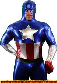 Captain America Halloween Costumes Halloween Costumes Bodybuilders Scooby U0027s Workouts