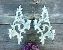 Country Sconces Candle Sconces Etsy