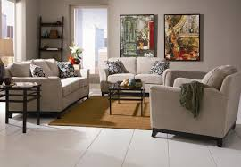 fine modern living room beige and white design i on decorating
