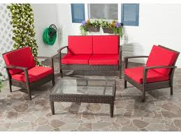 Glass Patio Furniture by Patio 54 Perfect Small Patio Furniture Sets Ideas For Home