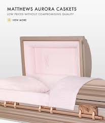 matthews casket company funeral home seattle coffin caskets costs portland