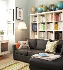 Sectional Sofa In Small Living Room Storage Sectional Sofa Foter