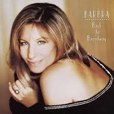 barbra back to broadway cd album at discogs