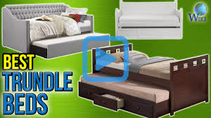 Best Bed Frames Reviews by Top 9 Trundle Beds Of 2017 Video Review