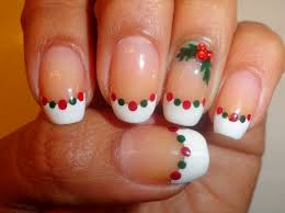 14 december nail design my third christmas nail art design for