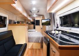 Luxury Motor Homes by Mike Barker Paradise Motor Homes