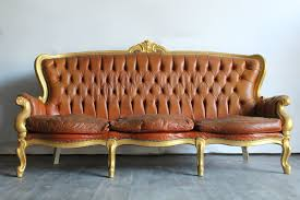 Chippendale Schlafzimmerschrank Barock Sofa Leder Chesterfield Couch Antik Chippendale Unikat