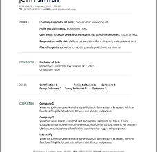 chronological resume templates chronological resume template excellent templates open
