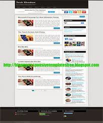 responsive blogger templates free download