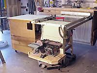 Table Saw Cabinet Plans 12 Free Workshop Storage Plans Tool Cabinets Rolling Carts