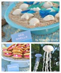 the sea party ideas 10 cool summer party themes that any kid will