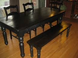 Rectangle Glass Dining Table Simple Design Black Rectangle Dining Table Stunning Ideas Small