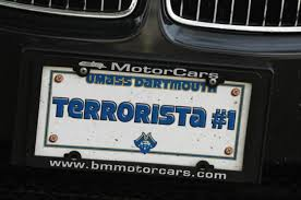 Nys Vanity Plates Friends Of Accused Boston Bomber Arrested Ny Daily News