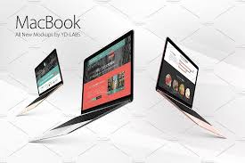 100 macbook psd u0026 vector mockups design shack