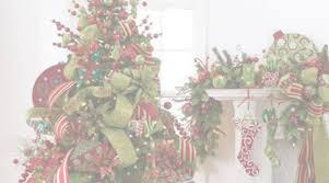 christmas trees styled by raz imports my christmas
