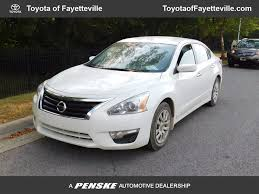 nissan altima for sale in arkansas 2014 used nissan altima 4dr sedan i4 2 5 s at honda of