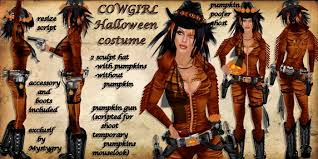 Cowgirl Halloween Costume Marketplace Cowgirl Halloween