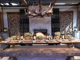 Inspiredtalk Ralph Lauren - Ralph lauren dining room