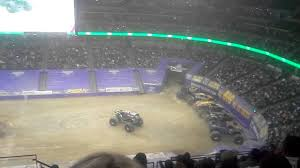 Pepsi Center Seating Map Pepsi Center Monster Jam 2014 Grave Digger Youtube