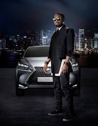lexus nx youtube commercial will i am promotes new lexus nx in europe will design limited
