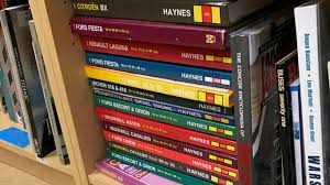 the charity shop where haynes manuals go to die petrolblog