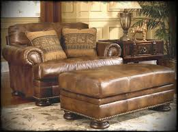 Discount Living Room Furniture Nj by Ashley Living Room Furniture Sets With Classical Leather Sofas And