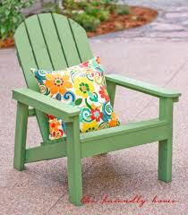 another simple adirondack chair build your own with free plans at
