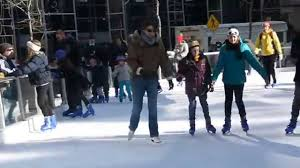ppg place downtown pittsburgh ice skating youtube
