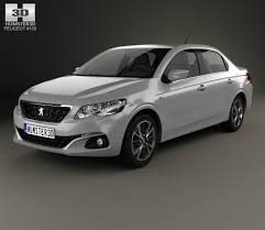 leasing peugeot france peugeot 301 2017 3d model from hum3d com peugeot 3d models