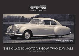 silverstone auctions classic car show sale 2014 by caroline smith