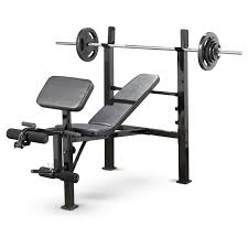 bench space saver weight bench costway olympic folding weight