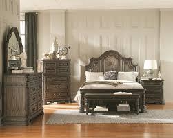 furniture mart dfw furnituremart 6 piece carlsbad bedroom set vintage espresso