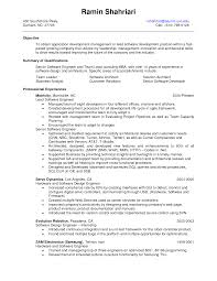 Sample Resume For 2 Years Experienced Software Engineer by Qa Tester Resume Objective Free Sample Resumes