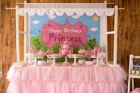 peppa pig party supplies kara s party ideas peppa pig princess birthday party