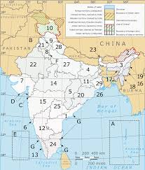 Outline Map Of India by File Political Map Of India En Svg Wikimedia Commons