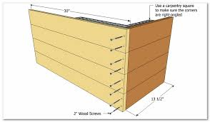 toy box bench plans rustics u0026 log furniture
