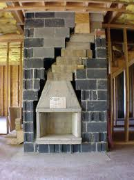 fireplace multifunctional building a masonry fireplace for living