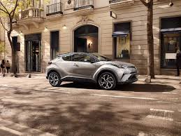 lexus nx vs toyota chr new toyota c hr coupe high rider hybrid crossover c hr