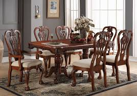kingston dining room table formal dining table set
