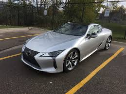 big lexus car 2018 lexus lc unlike anything on the road 94 7 wcsx