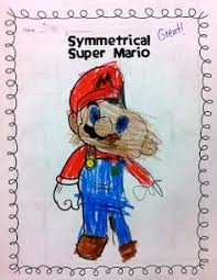 symmetry worksheets for study hall students without homework