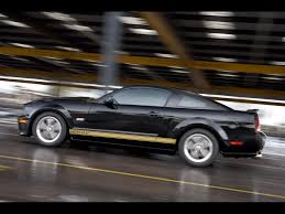 2001 Shelby Mustang 2006 Shelby Mustang Gt H Shelby Supercars Net