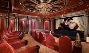 home theatre gorgeous luxurious home theater design with classy