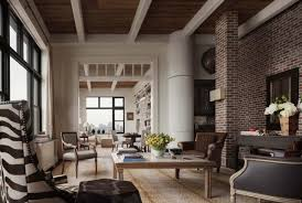 an amazing industrial chic new york city apartment decorology